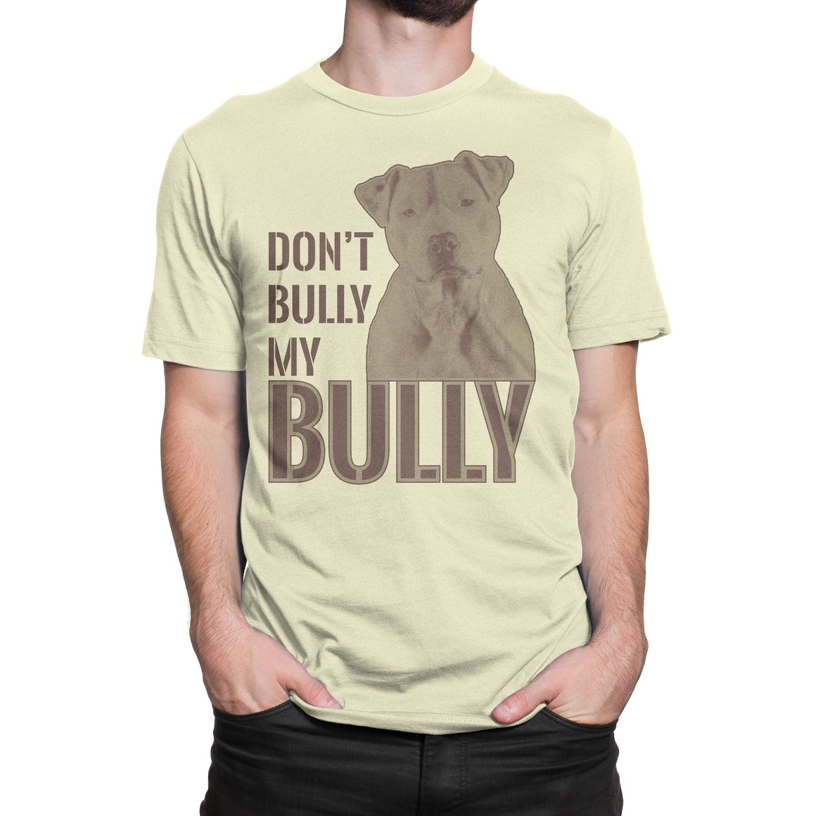 Don't Bully My Bully Pitbull Shirt