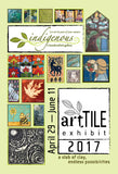 It is time for artTILE 2017 at indigenous gallery!