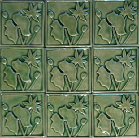 Fresh from the Kiln: Custom Tiles