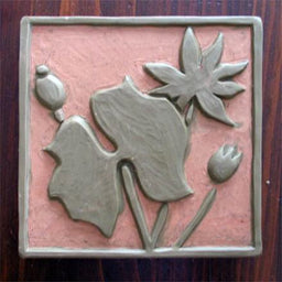 Custom Tile for Bowman's Hill Wildflower Preserve in New Hope, PA