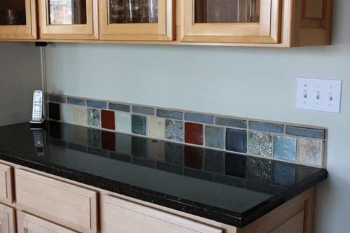 Handmade Tiles for Kitchen 2