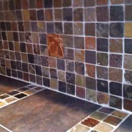 Kitchen Handmade Tile Ideas with Stone