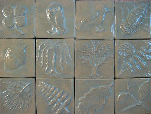 Handmade Ceramic Tile Designs