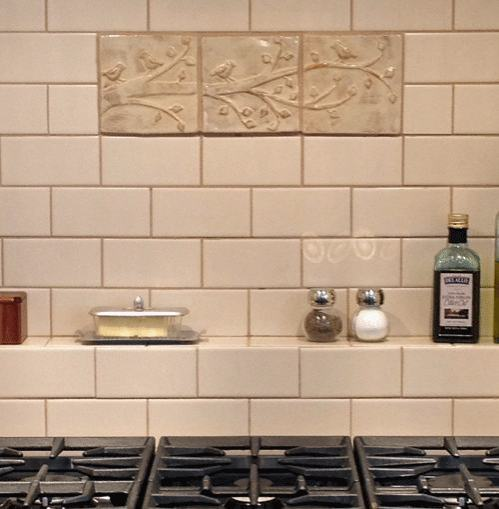 Handmade Ceramic Tile Kitchen 5