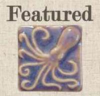 Featured Handmade Art Tiles