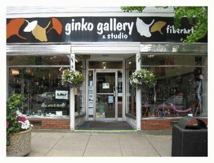 Ginko Gallery and Studio, Ltd. in Oberlin Ohio