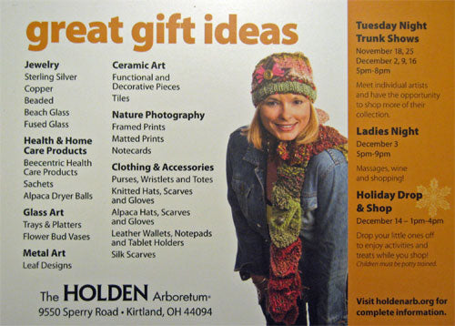 Holden Gifts from the Heart of Nature Show