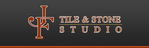 JF Tile and Stone Studio logo