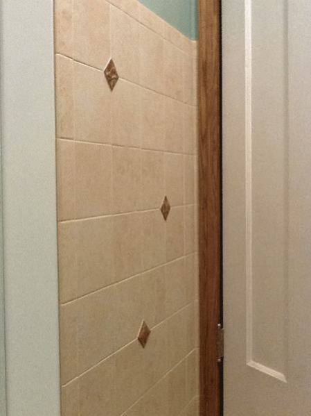 Handmade Tiles Installed in Bathroom 3