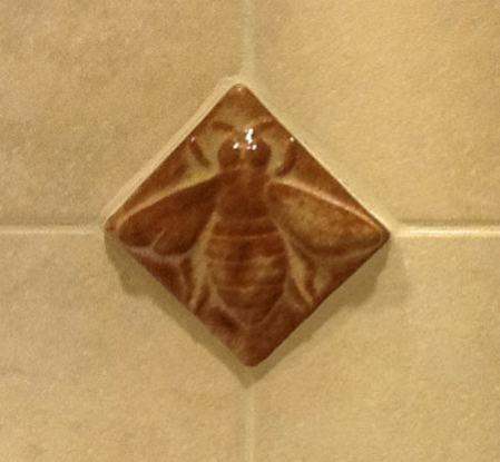 Handmade Tiles Installed in Bathroom 4