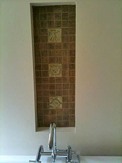 Art Tile Bathroom 2