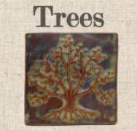 Tree Handmade Art Tiles