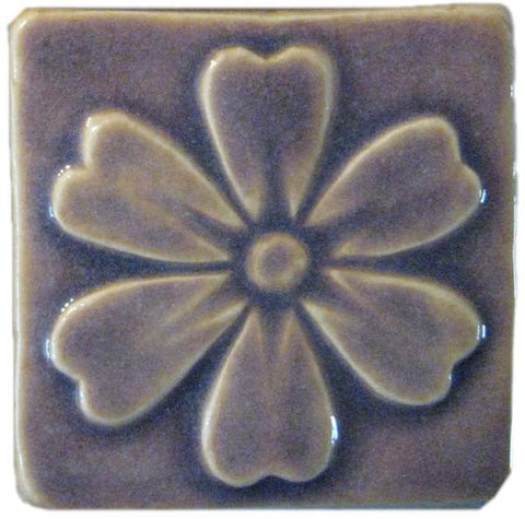 4 inch by 4 inch ceramic tile 4 inch by 4 inch handmade tiles blossom 4x4 ceramic handmade tile hyacinth glaze ppazfo