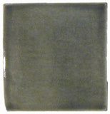"2""x2"" Ceramic Handmade Field Tile - gray glaze"