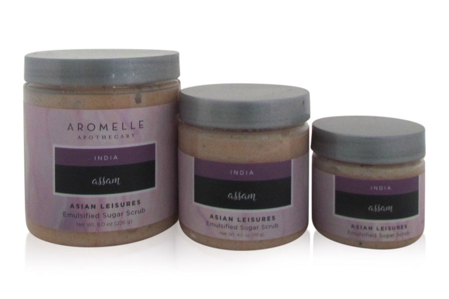 Assam Emulsified Sugar Scrub