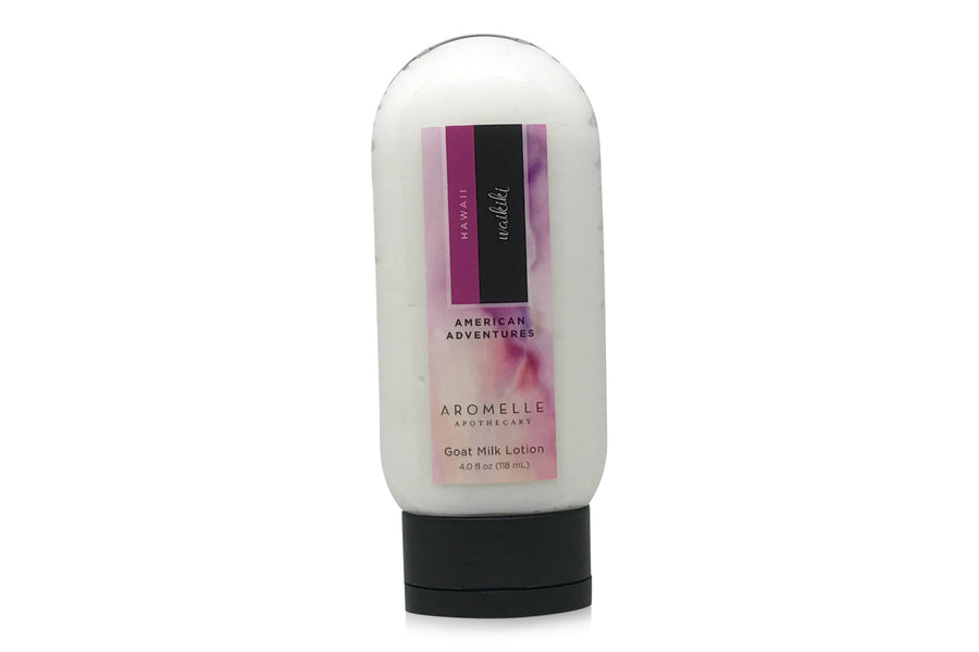 Waikiki Goat Milk Lotion