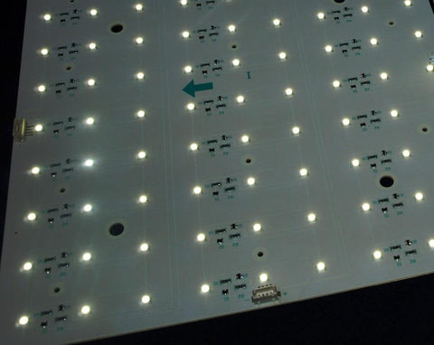 "LED Light Panel DIRECT - Backlighting module 24"" X 24"" - Clearance SALE 4278"
