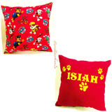 Custom Pillow Talk Character Pillow - Wristlets N' Things