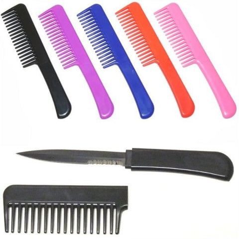 Custom Concealment Comb - Wristlets N' Things