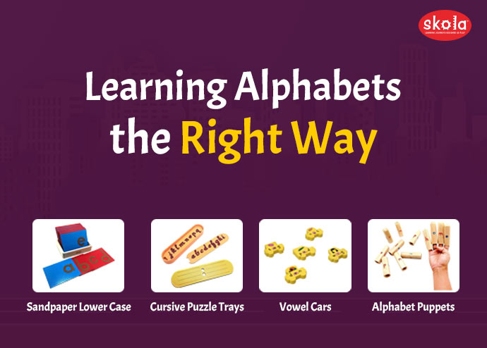 Learning Alphabets The Right Way