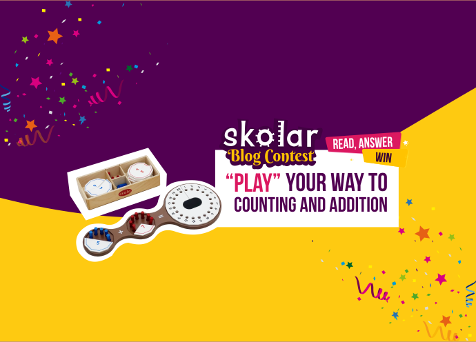 "Skola's Peg and Add – ""Play"" your way to counting and addition"