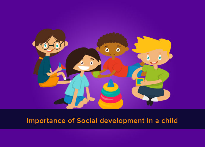 Importance of Social development in a child