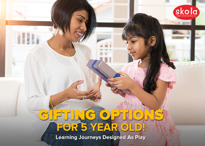 Gifting Options For 5 Year Old