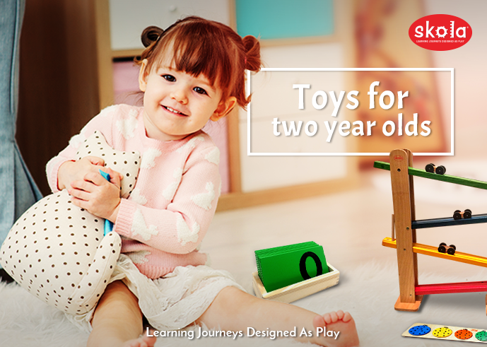 Gifting Toys For Two Year Old