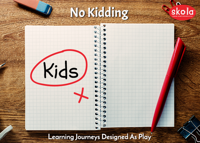 No kidding - 7 reasons why you should stop calling children 'kids'