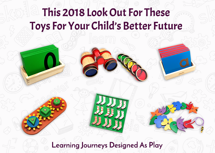 This 2018 Look Out For These 7 Toys For Your Child's Better Future