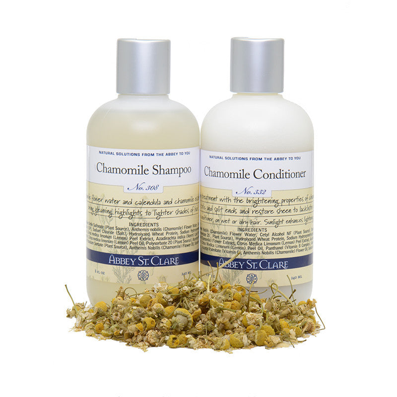 Chamomile Hair Care is loved!