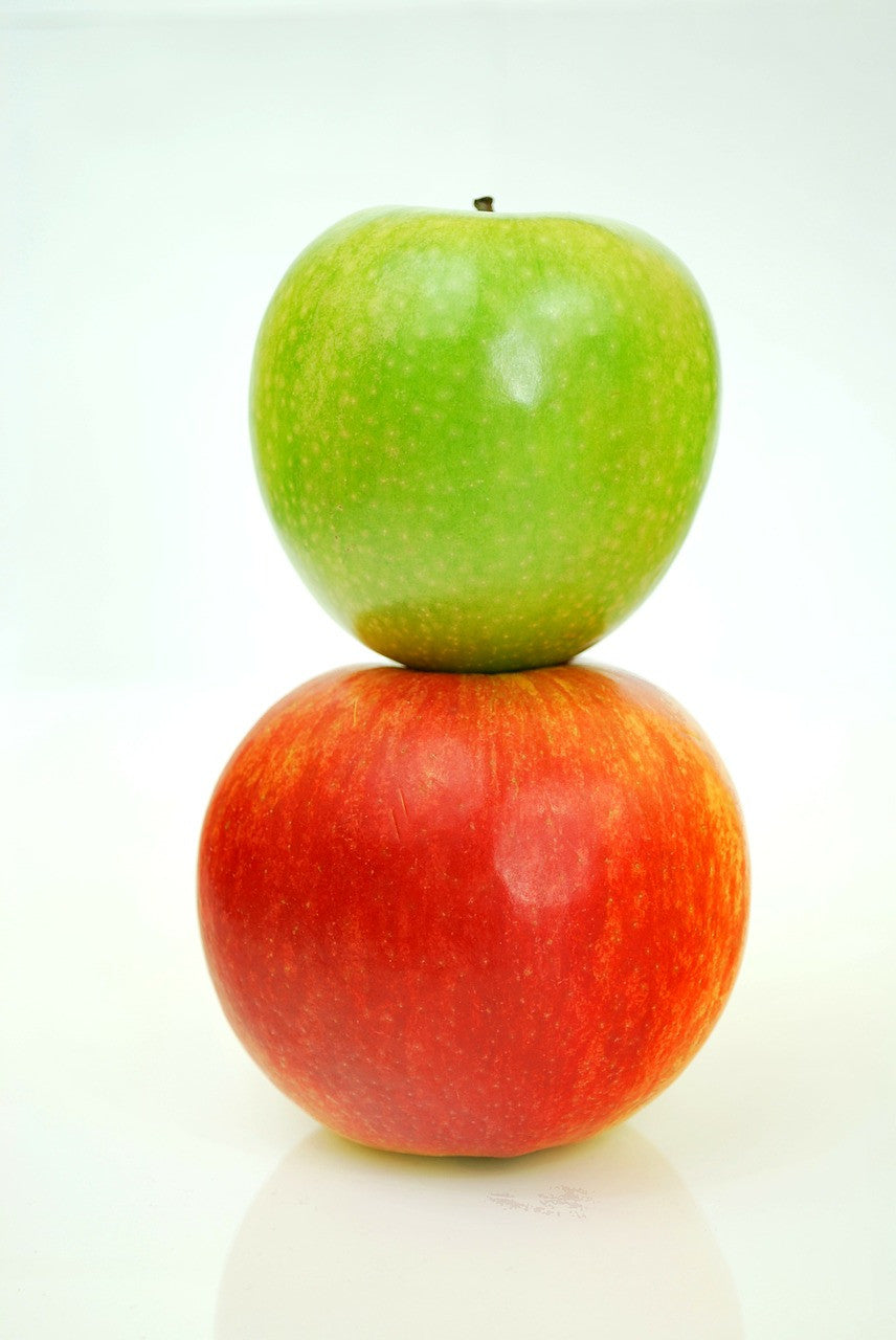 APPLES and ANTIOXIDANTS. Skin Care and Health from the Inside Out.