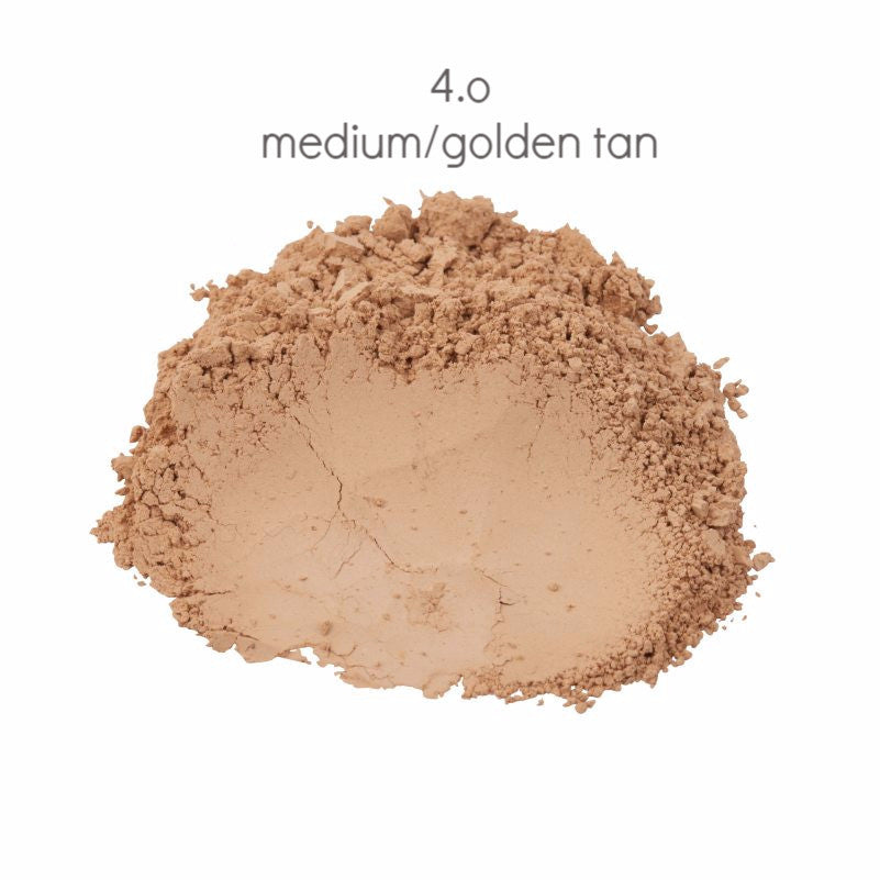 Mineral Loose Foundation Powder - Shades for every skin tone!