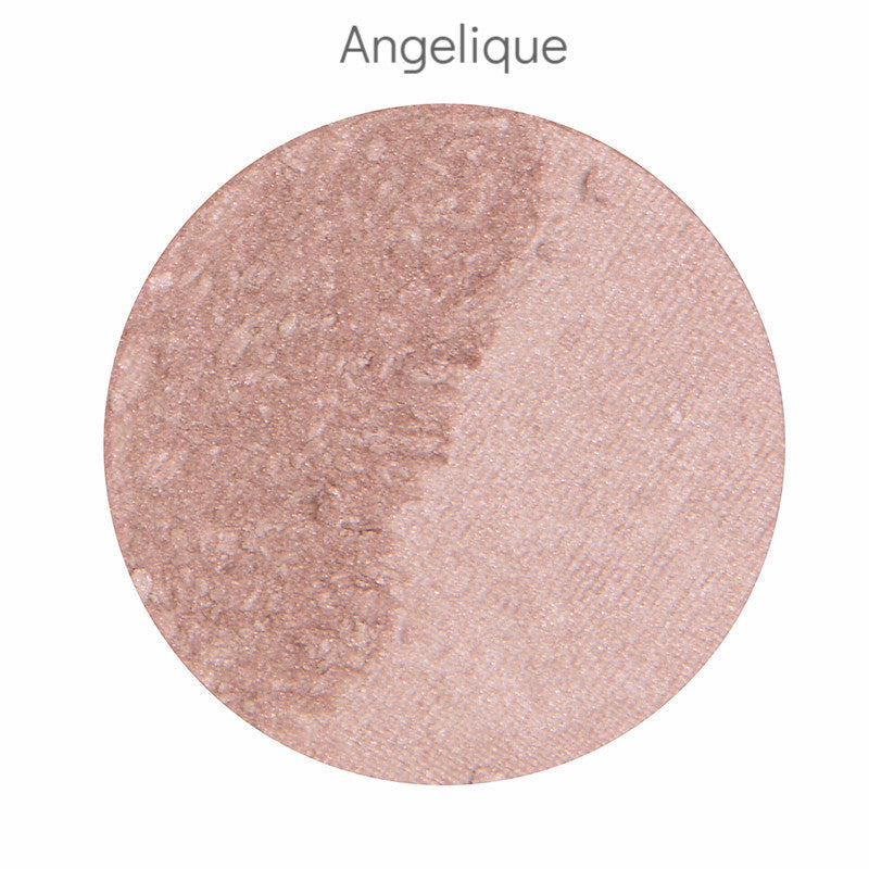 Mineral Pressed Shadow - Elegant formula glides on. Refill Pans