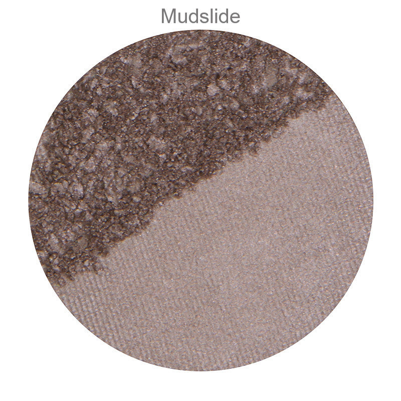 Mudslide Natural Mineral Pressed Eyeshadow
