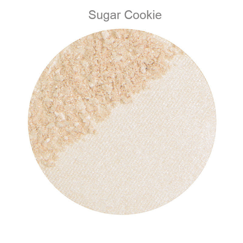 Sugar Cookie Natural Mineral Pressed Eyeshadow
