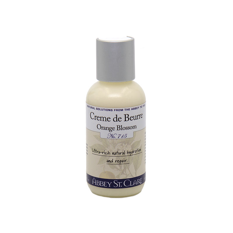 Creme de Beurre Ultra Rich Skin Hydration w/ Neroli Essential Oil