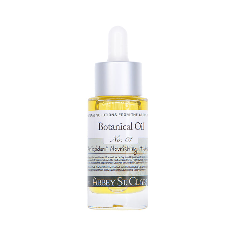 Botanical Oil #1: Heule de Beaute - Ultimate all-natural beauty oil.