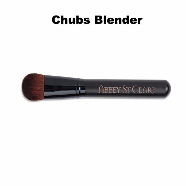 Vegan Synthetic Faux Brushes Chubs Blender