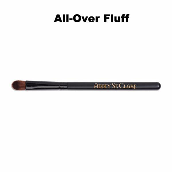 Vegan Synthetic Faux Brushes All-Over Fluff