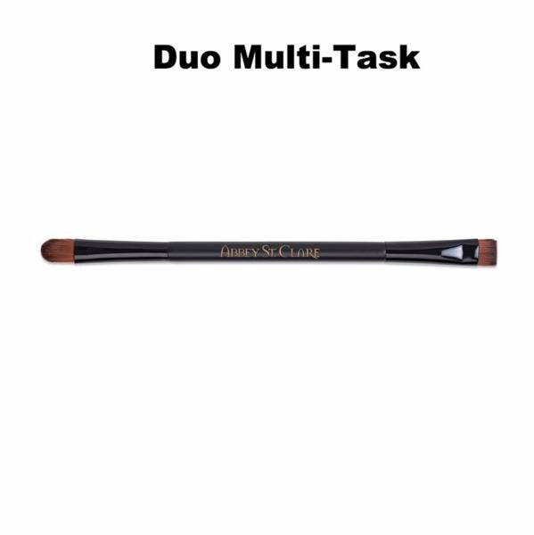 Vegan Synthetic Faux Brushes Duo Multi-Task