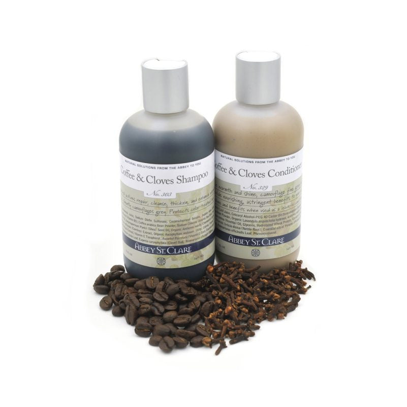Coffee & Cloves Shampoo for Brunettes