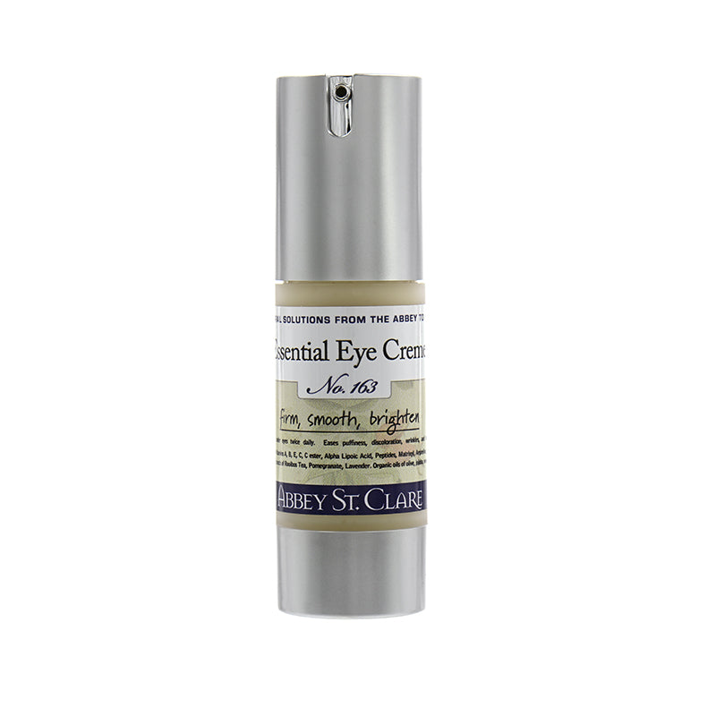 Essential Eye Creme - Banish dark circles, puffiness, sagging, wrinkles.