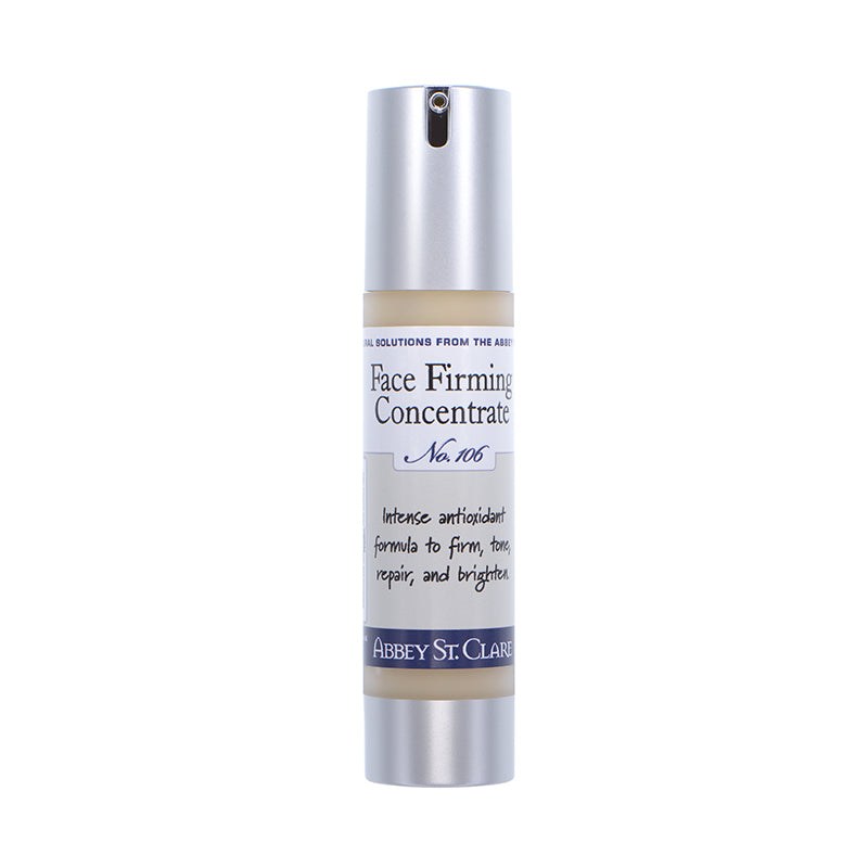 Face Firming Concentrate -  Firm, tone, smooth, and hydrate.