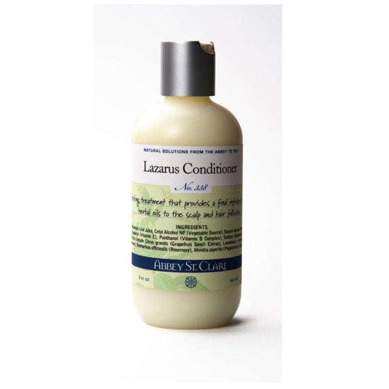 Lazarus Leave-In Conditioner for thinning hair.