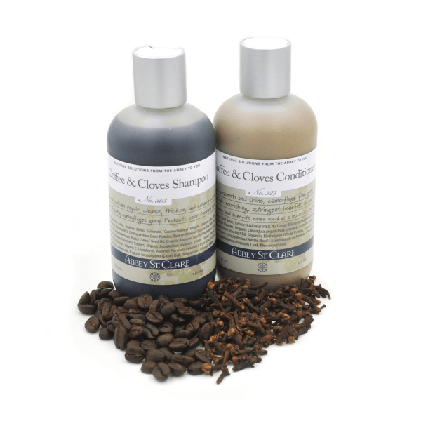 Coffee & Cloves Leave-In Conditioner & Deep Conditioning Masque
