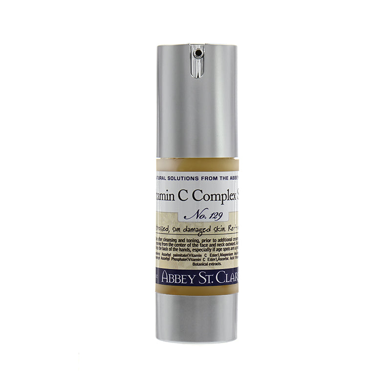 Vitamin C Complex Serum - High C concentrate to clear, brighten, repair, promote youthful skin.
