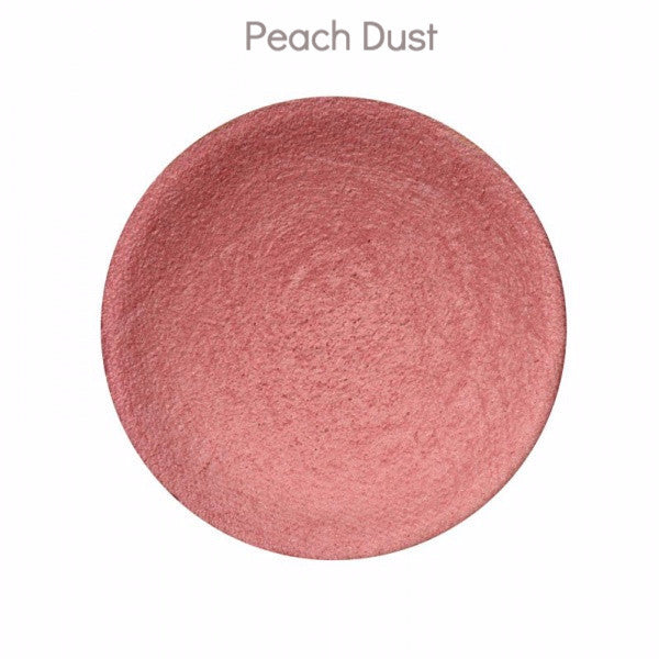 Peach Dust - hazy peach