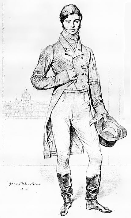 http://commons.wikimedia.org/wiki/File:1816-Lord-Grantham-Ingres.png