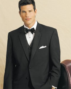 Classic 2 Button Tuxedo with Notch Lapel